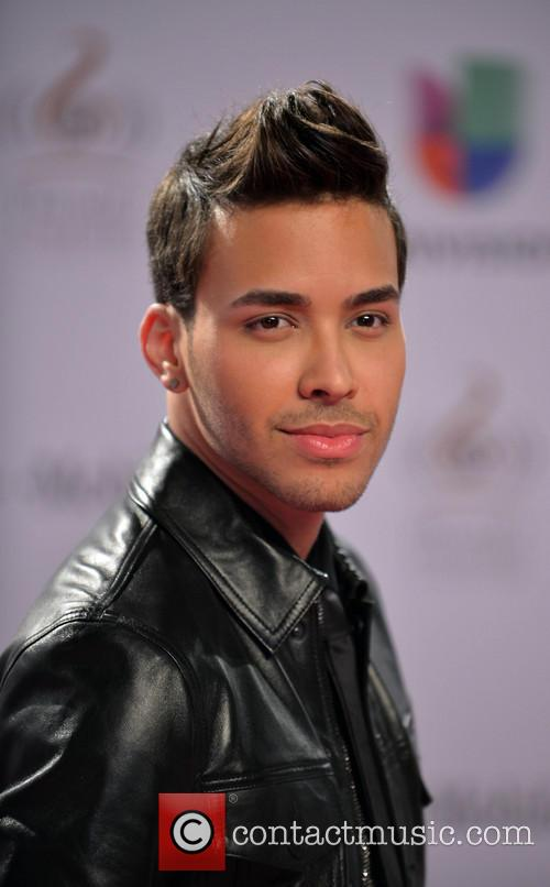 Prince Royce, American Airline Arena