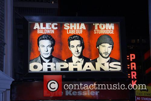 Alec Baldwin, Shia Labeouf and Tom Sturridge 3