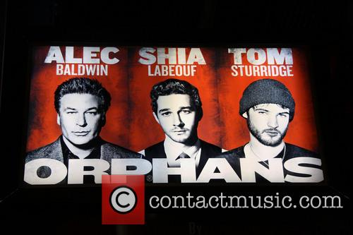 Alec Baldwin, Shia Labeouf and Tom Sturridge 4