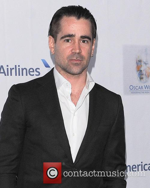 US - Ireland Alliance honor Actor Colin Farrell at Bad Robot