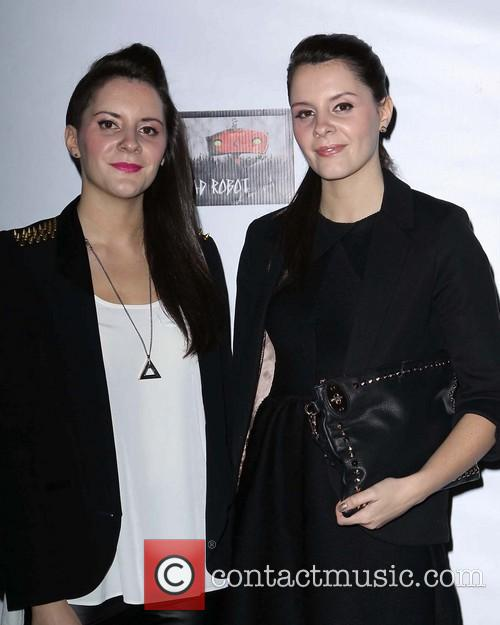 Colin Farrell, Ellie Macnamara and Louise Macnamara 5