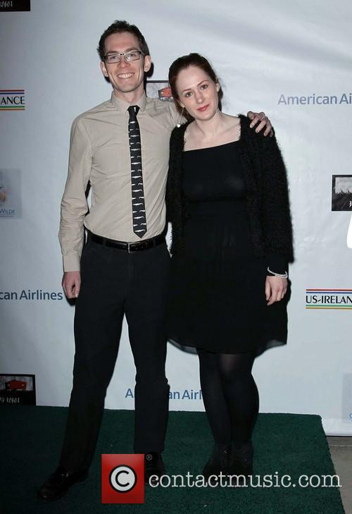Colin Farrell, Fodhla Cronin O'reilly and Timothy Reckart 9