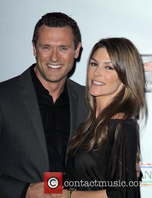 Jason O'Mara and Paige Turco 1