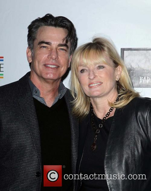 Peter Gallagher and Paula Gallagher 2