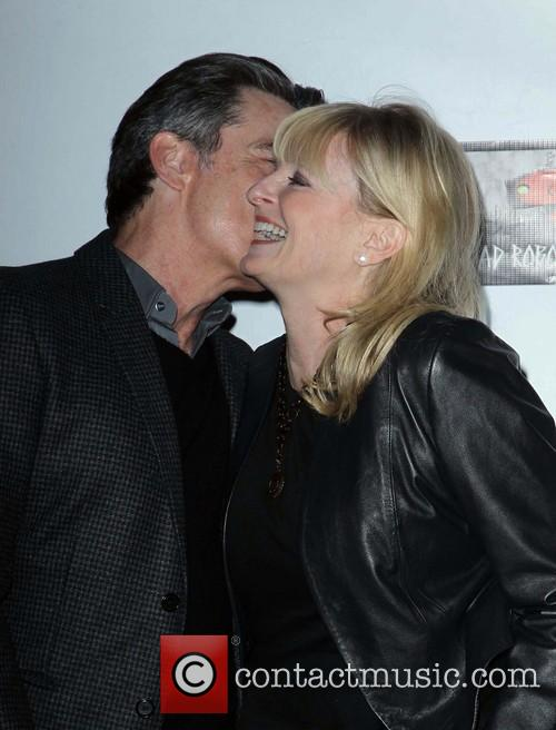 Peter Gallagher and Paula Gallagher 1
