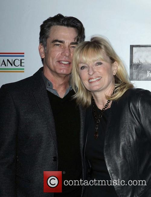 Peter Gallagher and Paula Gallagher 3