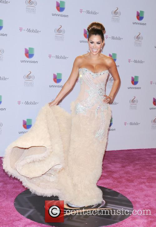 Ninel Conde, American Airline Arena