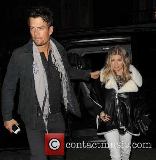 Fergie At C London Restaurant