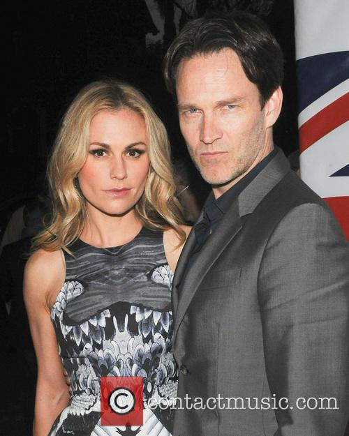 Anna Paquin and Stephen Moyer 5