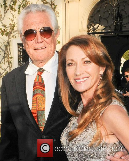 George Lazenby, Bond and Jane Seymour 5