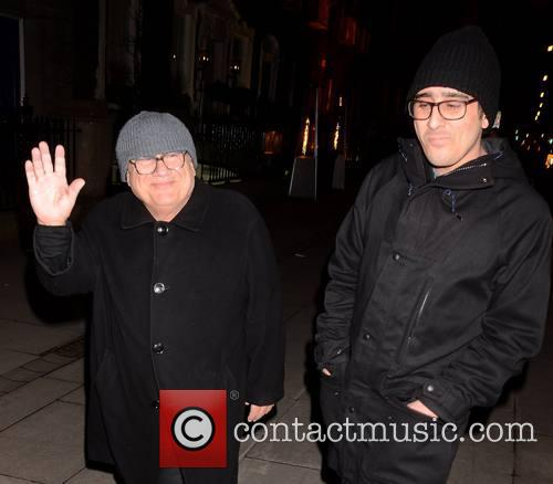 Danny Devito and Jake Devito 1