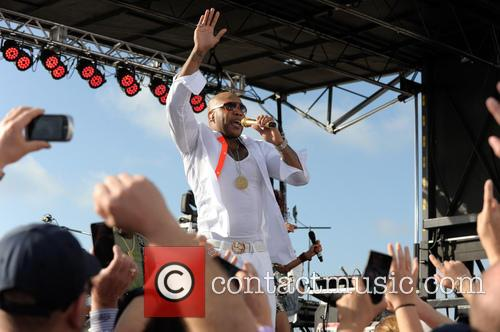 Flo Rida, Miami Beach