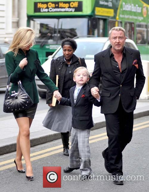Michael Flatley and Niamh O'brien 2