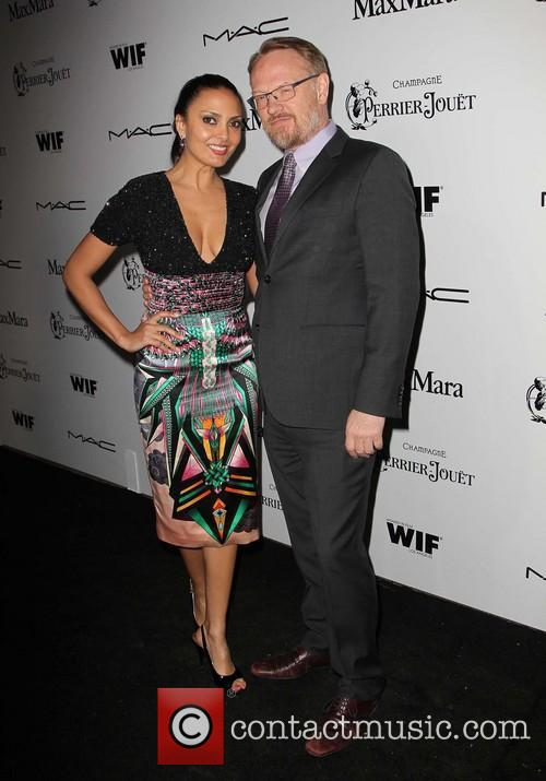 Allegra Riggio and Jared Harris 6