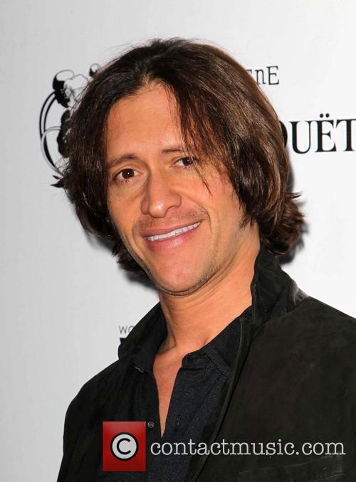 clifton collins jr wif pre oscar party 3525555