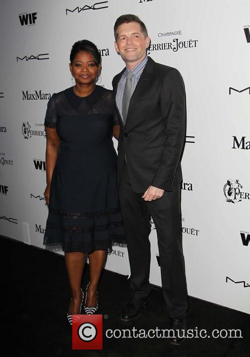 Octavia Spencer and Brunson Green 8