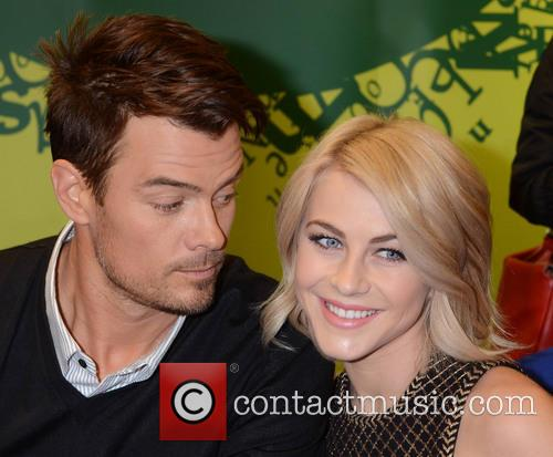 Josh Duhamel and Julianne Hough 1