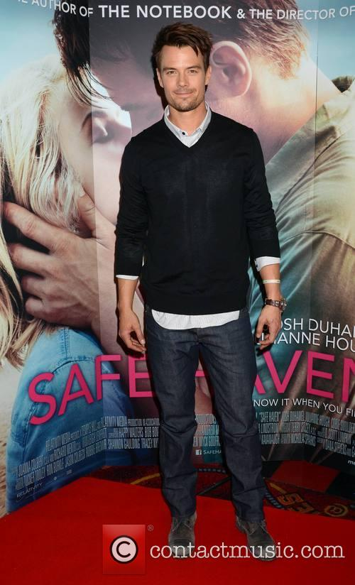 josh duhamel irish premiere of safe haven 3520364