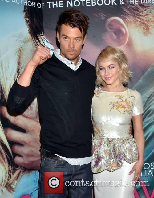 Josh Duhamel and Julianne Hough 4