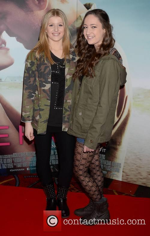 Katie Mcqueirns and Avril Mcgarry 1