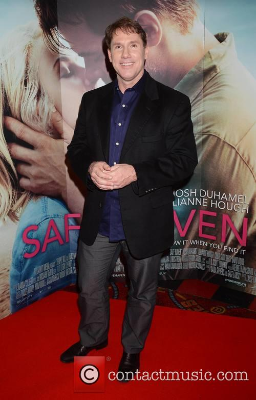 Irish premiere of 'Safe Haven' at Dundrum Town...
