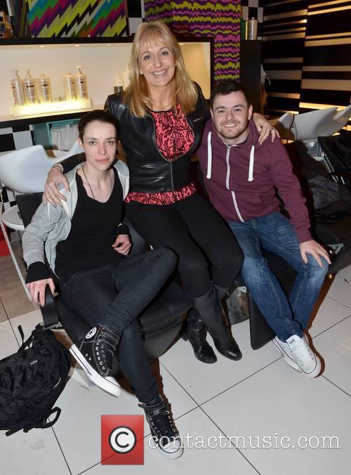 Caoilfhionn Dunne, Miriam O'callaghan and Laurence Kinlan 2