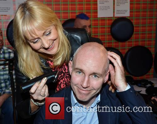 Miriam O'callaghan and Ray Darcy 3