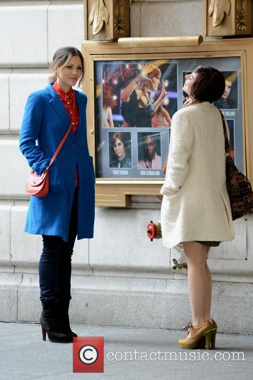 Katharine Mcphee and Krysta Rodriguez 3
