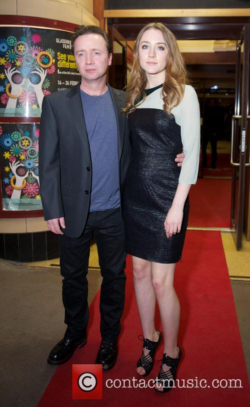 Saoirse Ronan and Paul Ronan 2