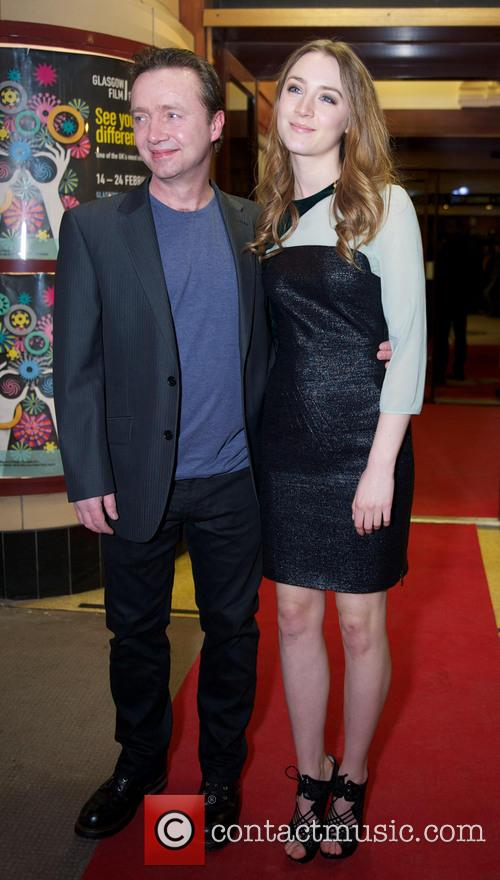 Saoirse Ronan and Paul Ronan 3