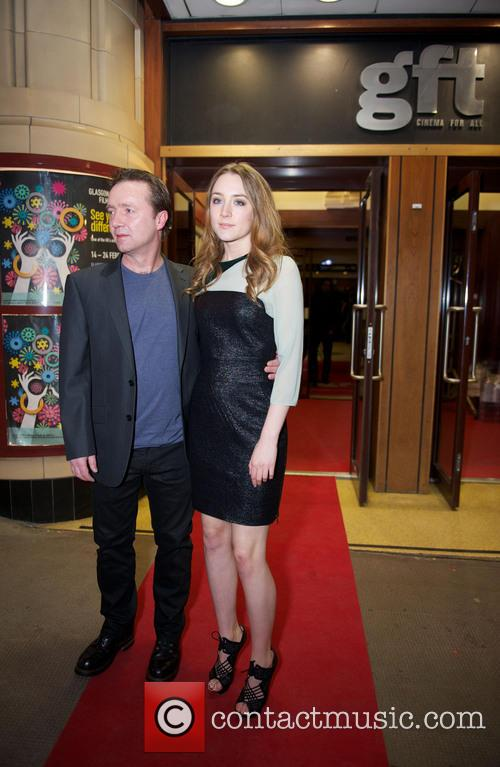 Saoirse Ronan and Paul Ronan 7