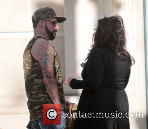 A.J. McLean on The Grove