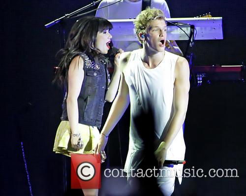 Carly Rae Jepsen and Cody Simpson 5
