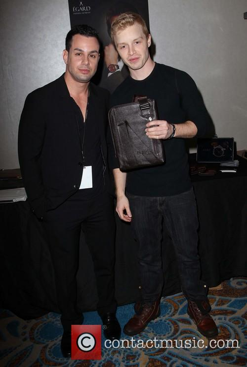 Noel Fisher and Guest 5