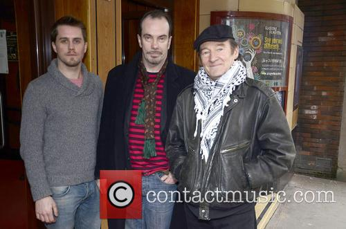 Samuel Feeney, Gavin Mitchell and David Hayman 2