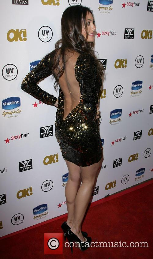 katie cleary ok magazines annual pre oscar party 3520944