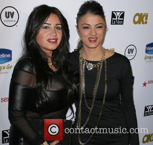 Mercedes Javid and Golnesa Gharachedaghi 1
