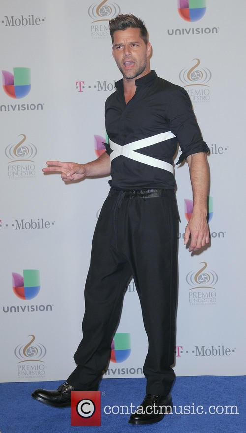 Ricky Martin, American Airline Arena