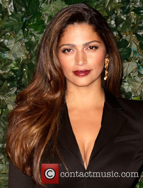 camila alves qvc red carpet style at 3520847