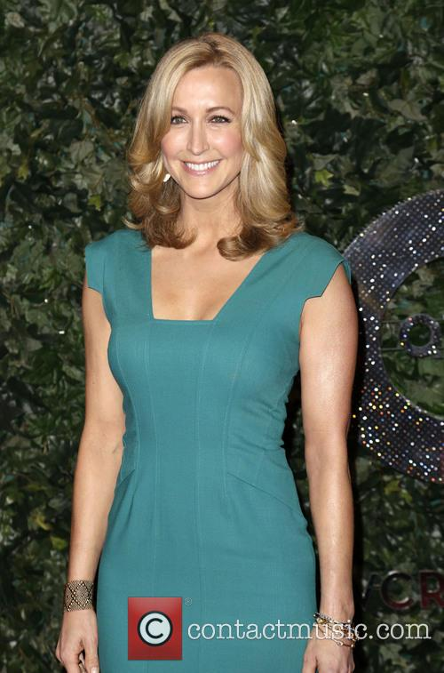 lara spencer qvc red carpet style at 3524786