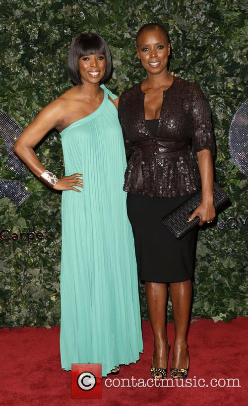 Tasha Smith and Sidra Smith 2
