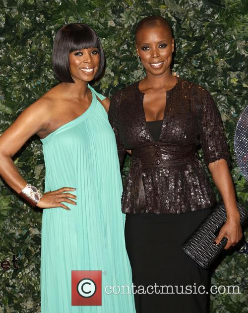 Tasha Smith and Sidra Smith 1