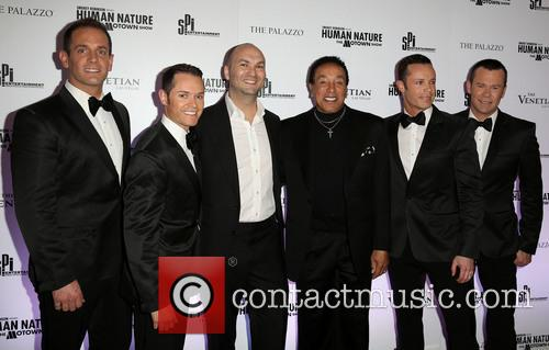 Adam Steck, Smokey Robinson and Human Nature 3
