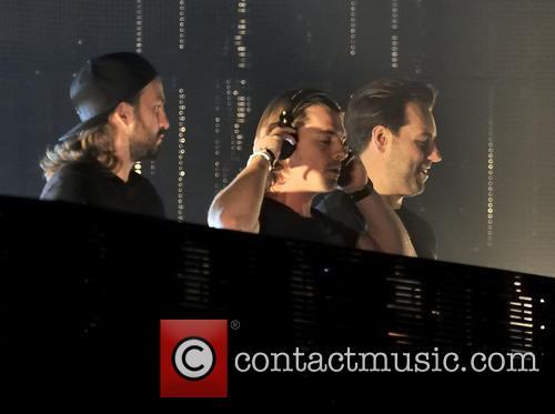Swedish House Mafia, Axwell, Steve Angello and Sebastian Ingrosso 4