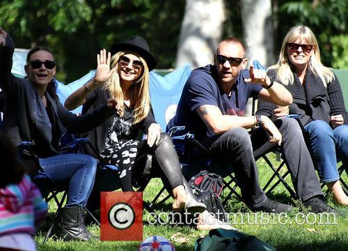 Martin Kristen and Heidi Klum 1