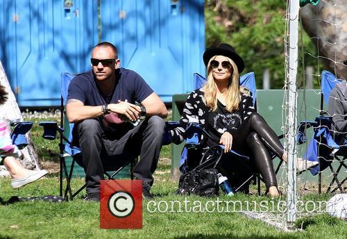 Martin Kristen and Heidi Klum 8