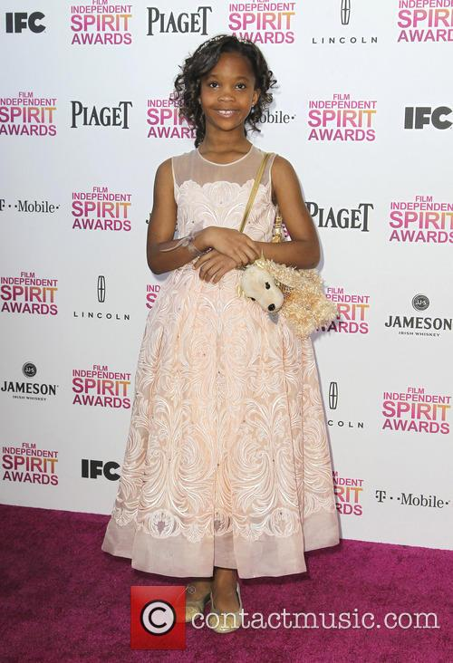 quvenzhane wallis 2013 film independent spirit awards 3521563