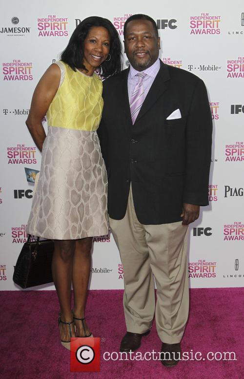 Wendell Pierce and Judy Moreland 2
