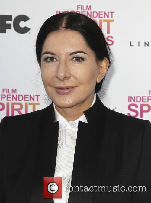 marina abramovic 2013 film independent spirit awards 3521649