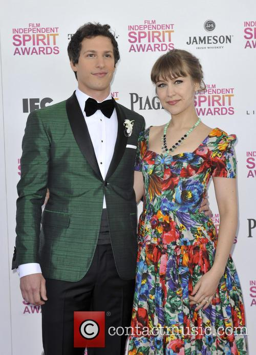 Andy Samberg, Joanna Newsom, Independent Spirit Awards